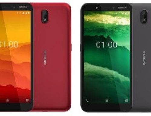 HMD introduces a new Android Go phone, the Nokia C1