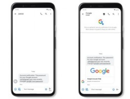 Google introduces Verified SMS and spam detection in Android Messages