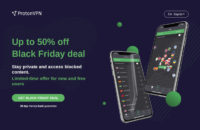 ProtonVPN Black Friday deal