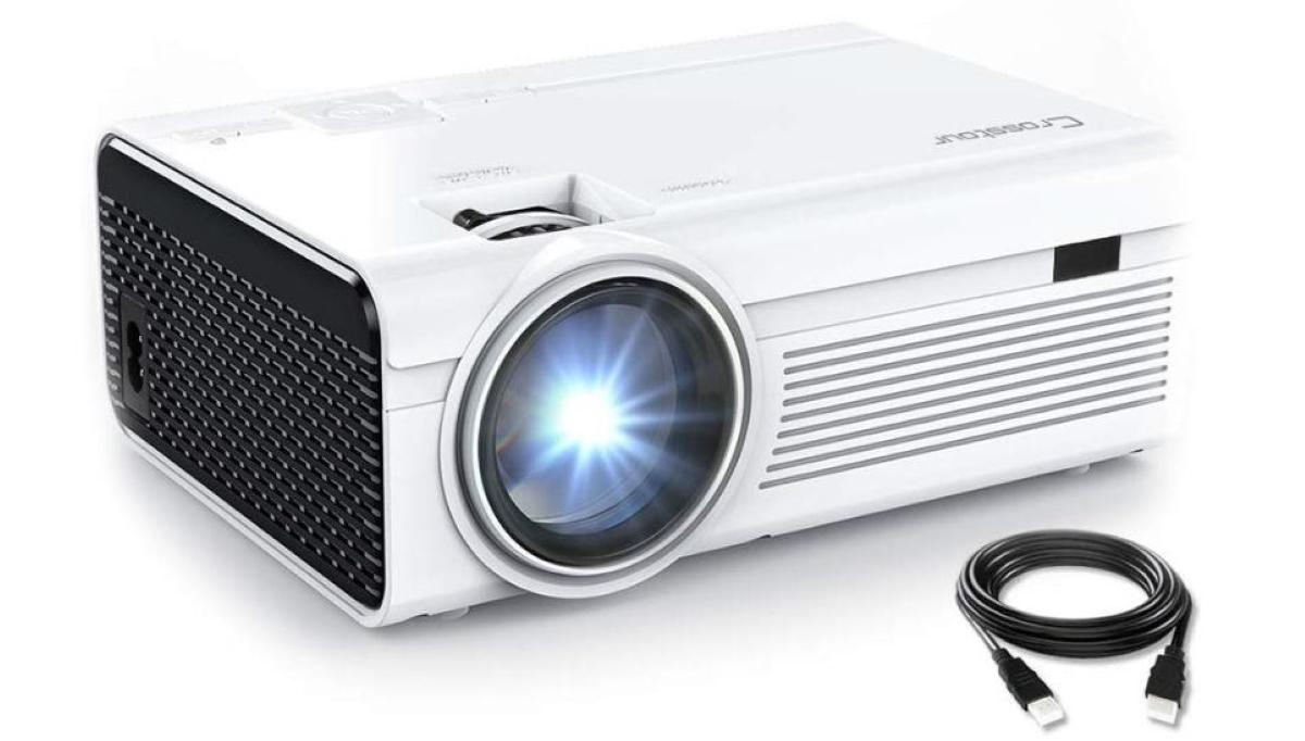 crosstour mini projector