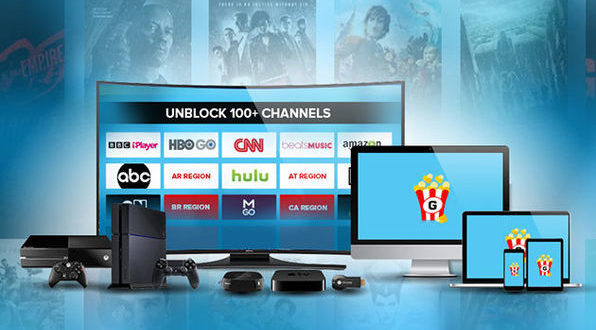 Getflix Lifetime Subscription streaming service unblocker