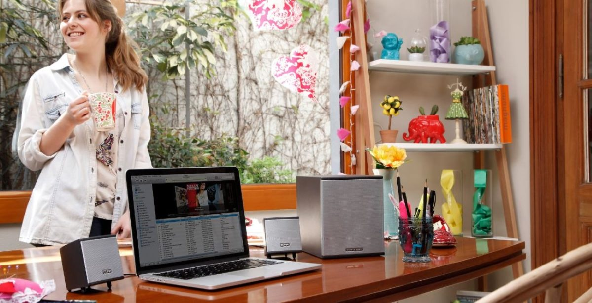 Upgrade to a Thonet and Vander sound system for just $51