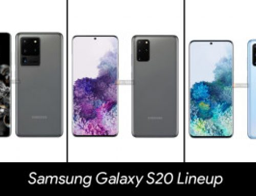 Official renders and prices of the Samsung Galaxy S20 trio leak