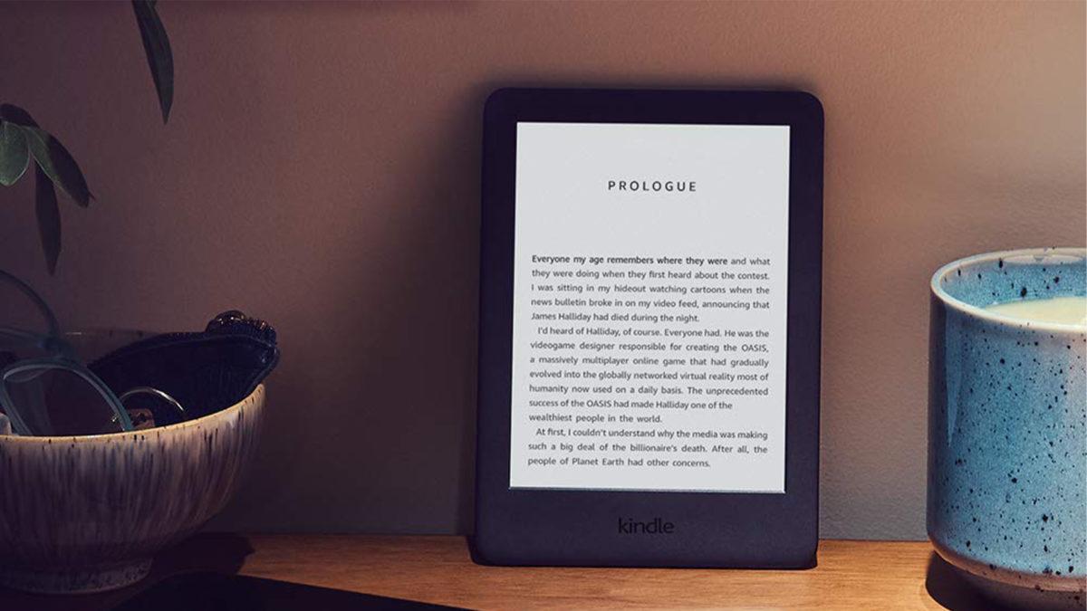 Kindle Basic 3 Amazon image