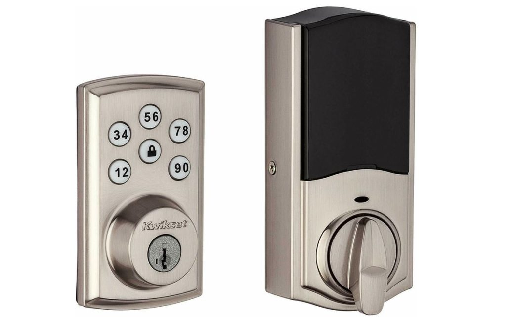Save almost $200 on the Kwikset SmartCode Door Lock