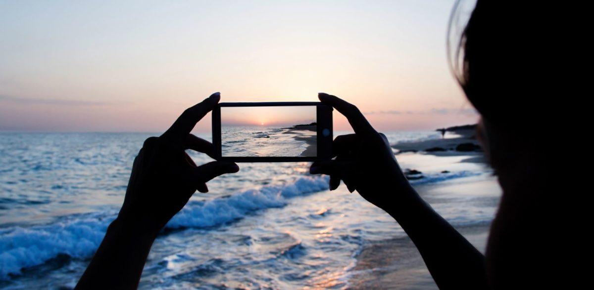 Smartphone Photography Sunset