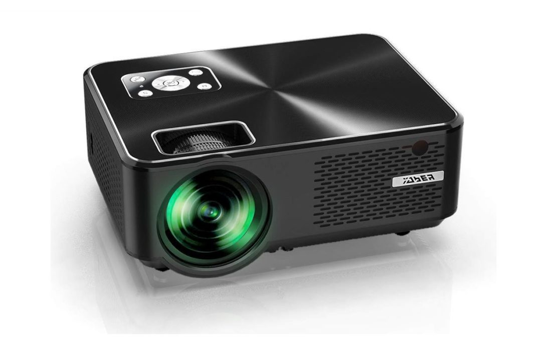 Yaber Y60 Portable Projector Black