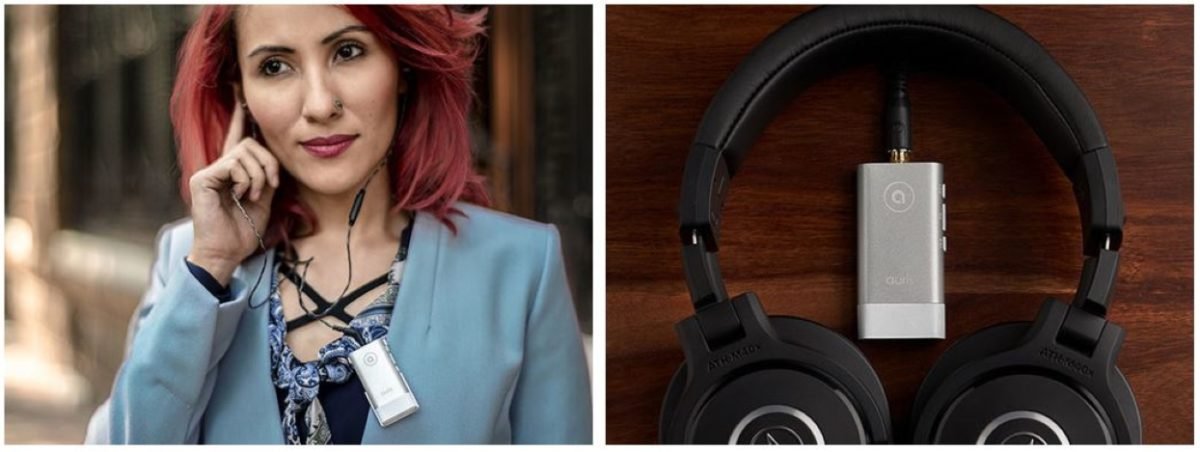 Give any headphones Bluetooth power with Amplify
