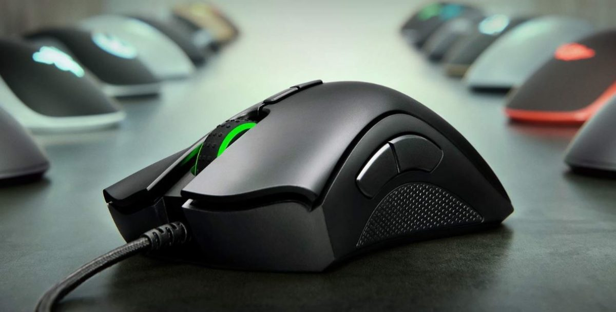 Upgrade your gaming with the Razer Deathadder Elite Mouse