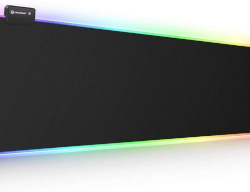 Complete your gaming setup with an RGB Gaming Mousepad