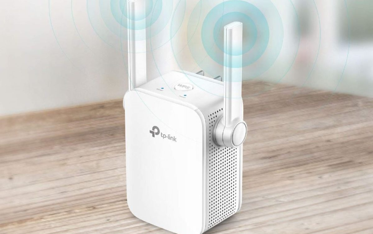 Supercharge your Wi-Fi range with the TP-Link N300 Wi-Fi Extender