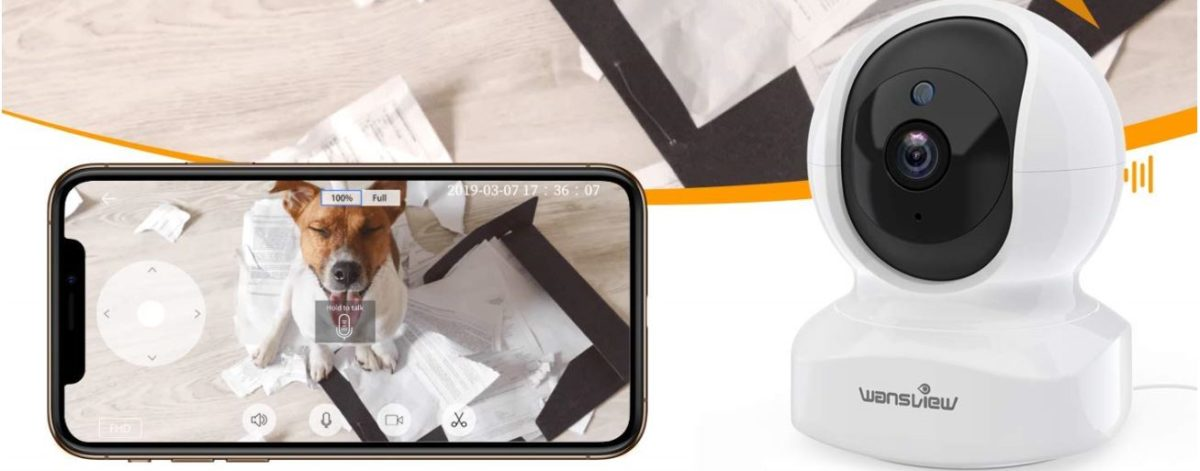 Deal: Save more than 33% on a Wansview Camera