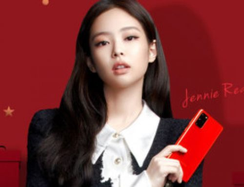 Samsung's Galaxy S20+ gets a color option for 'Jennie Red'