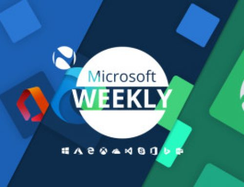 Microsoft Weekly: Spaces to test, history sync, and more games