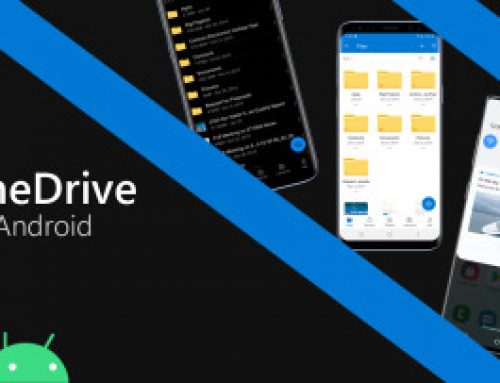 OneDrive for Android finally receiving dark mode as part of design refresh