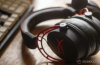 Best headphones under 100. HyperX Cloud Alpha.
