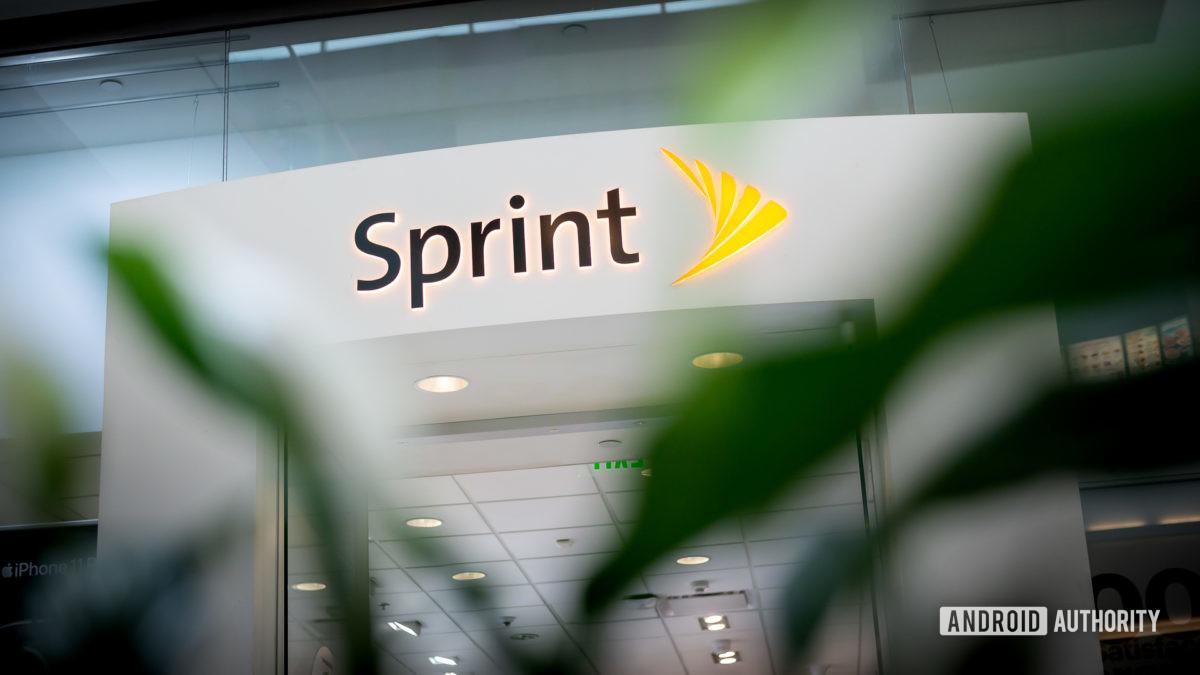 Sprint logo stock image 1