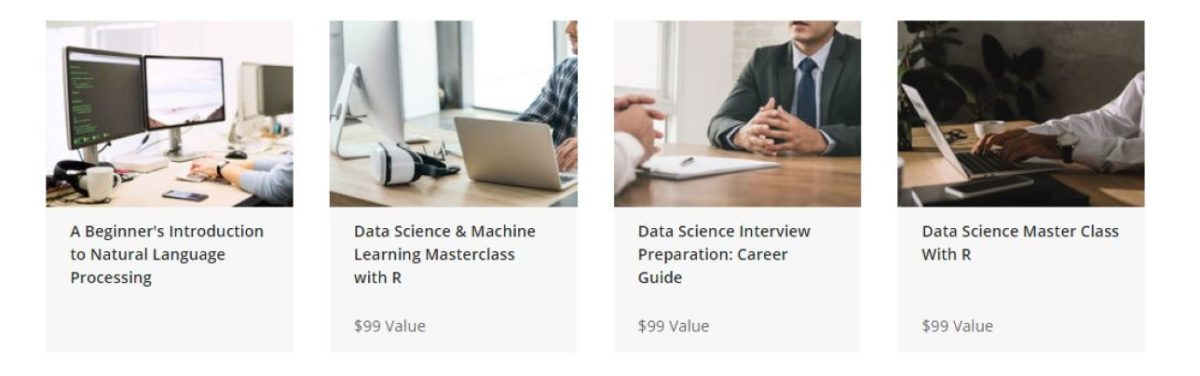 The Complete Data Science A to Z Bundle