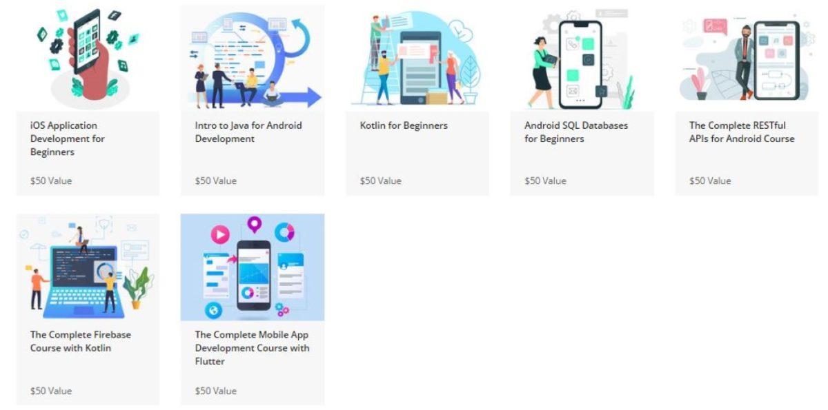 The 2020 Mobile App Developers Bundle