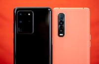 Oppo Find X2 Pro vs Samsung Galaxy S20 Ultra 2
