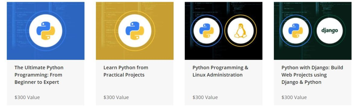 Professional Python and Linux Administration Bundle