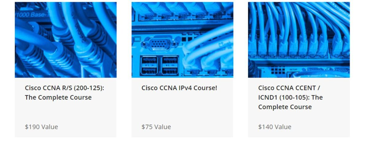 The Cisco CCNA Training Suite