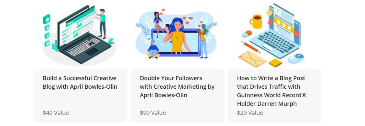 The Ultimate Build Your Blog Bundle