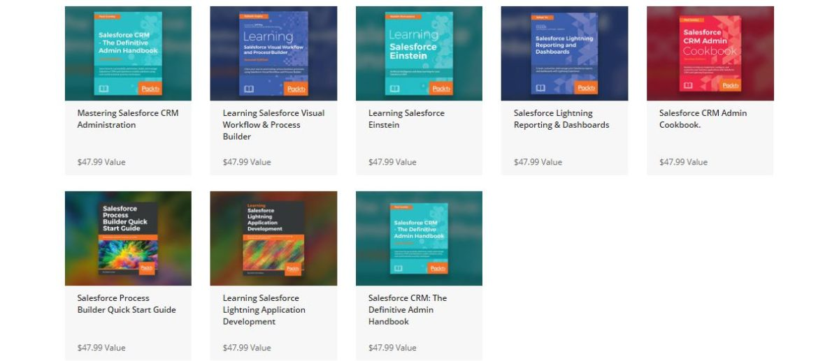 salesforce mastery courses
