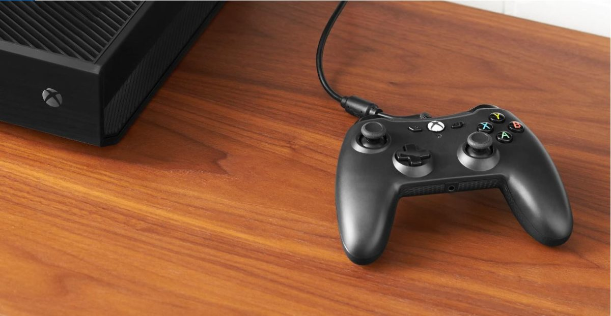 wired xbox one controller