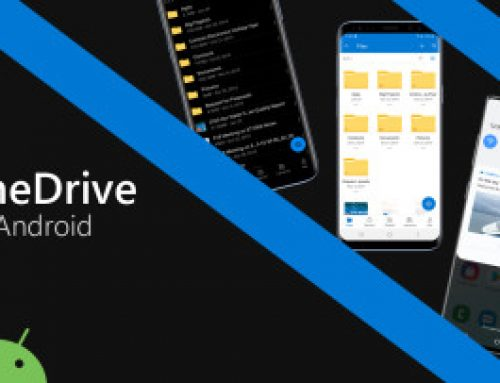 OneDrive for Android updated with support for Pixel 4's face unlock