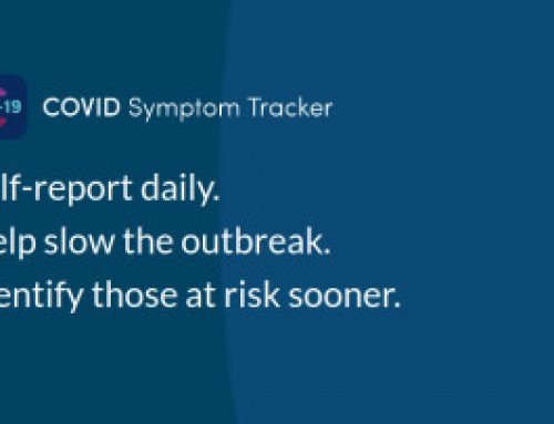 COVID-19 tracking app reveals potential scale of the outbreak