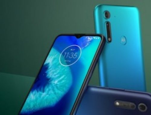 Motorola announces the Moto G8 Power Lite with 5,000mAh battery and triple-cameras