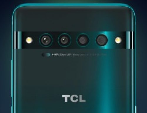 TCL announces the TCL 10 series, including a €399 5G phone