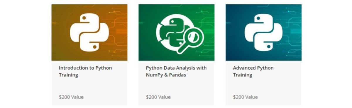 absolute python courses