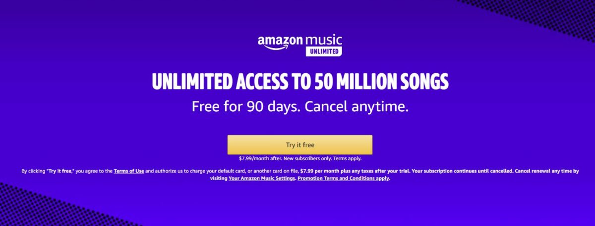 Deal: Get Amazon Music Unlimited free for 90 days