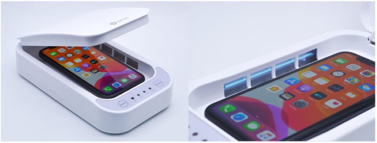 Deal: Keep your phone germ-free with a UV sanitizer