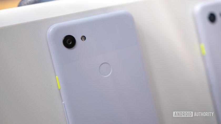 Google Pixel 3a XL Purple-ish