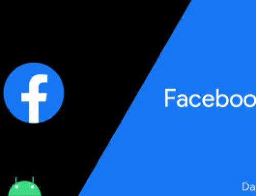 Leaked screenshots show off dark mode for Facebook's Android app