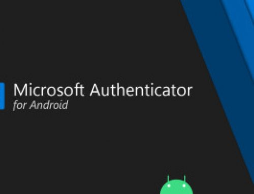 Microsoft Authenticator for Android now lets users change passwords right from the app