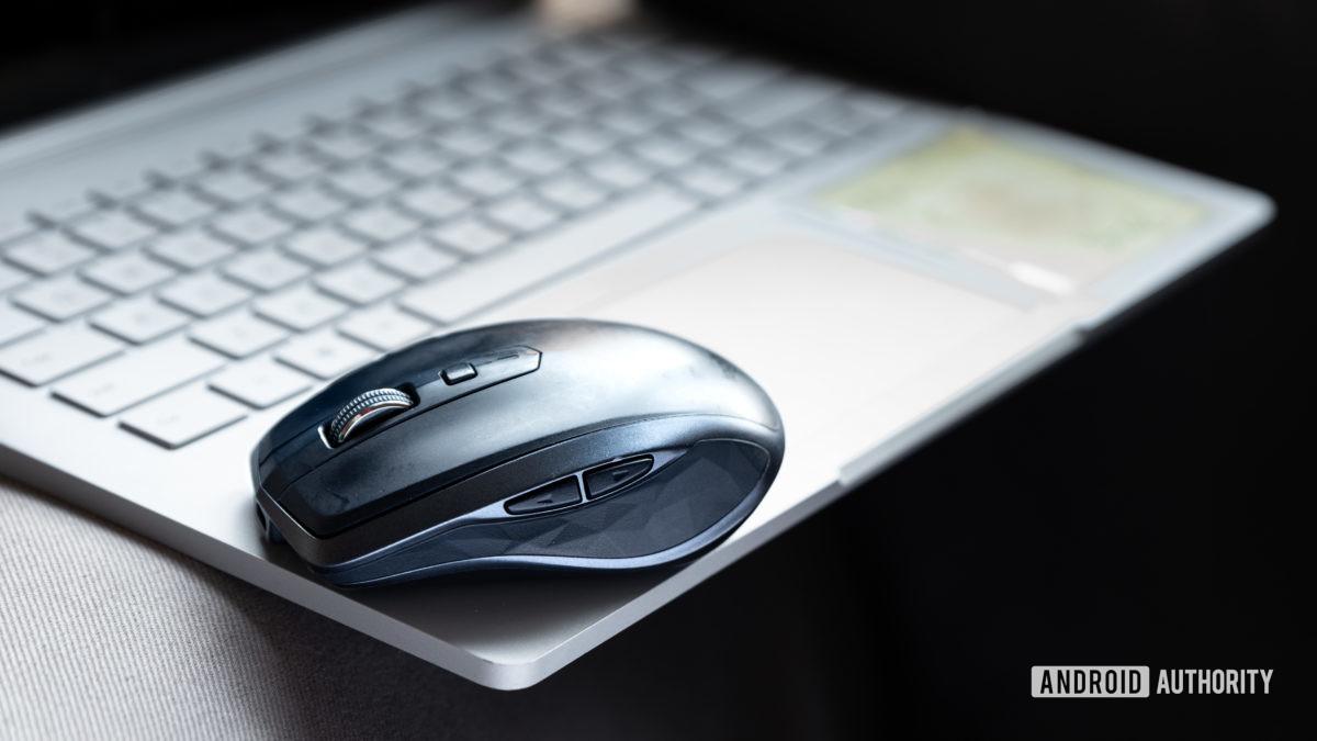 AA staff picks Lily Katz Logitech MX Anywhere 2 mouse 1