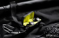 Jaybird Vista true wireless workout earbuds charging case backpack