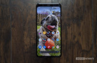 google pixel 4 xl home screen melvin the pug cute