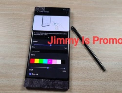 Samsung Galaxy Note20's S Pen could add a pointer functionality