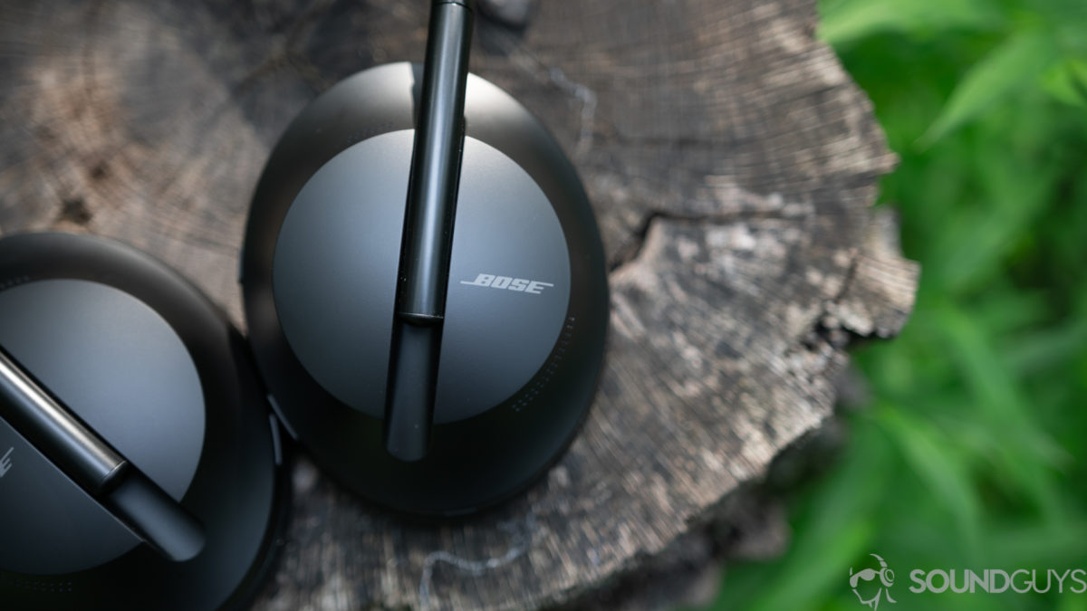 The Bose Noise Canceling Headphones 700 headphones feature a sliding adjustment headband now.