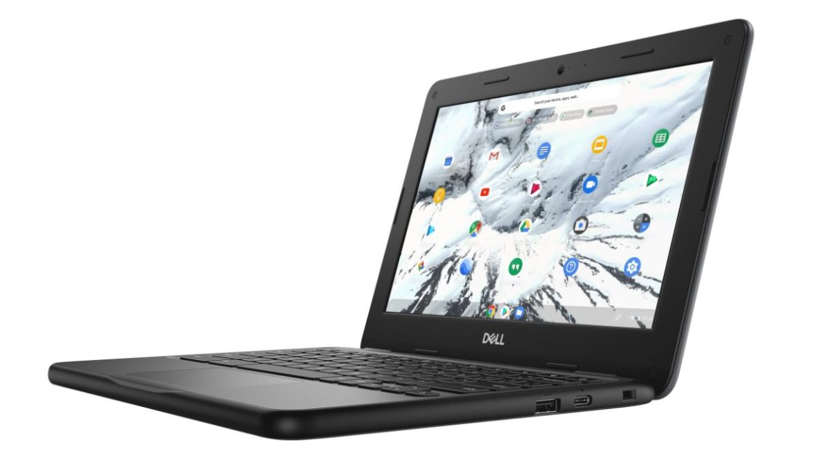 Dell Chromebook 3100 Press Image