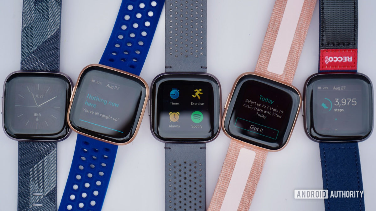 Fitbit smartwatch deals