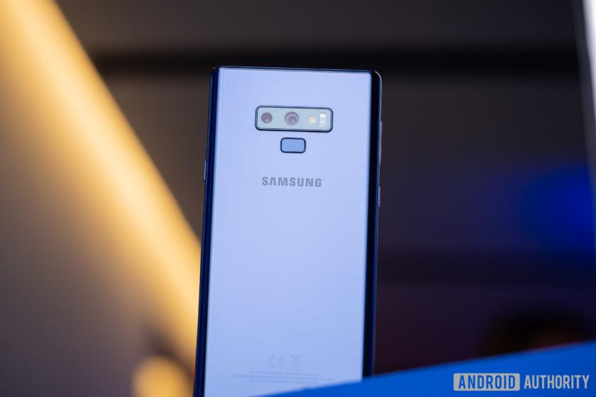 Samsung Galaxy Note 9 best phone deals