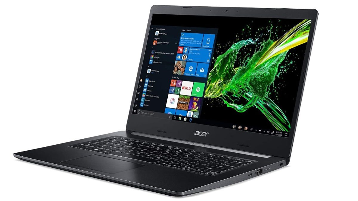 acer aspire 5 on best laptop deals list